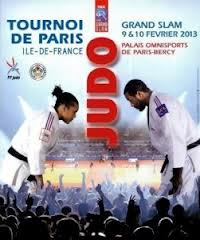 Les Podiums du Tournoi de Paris de Judo